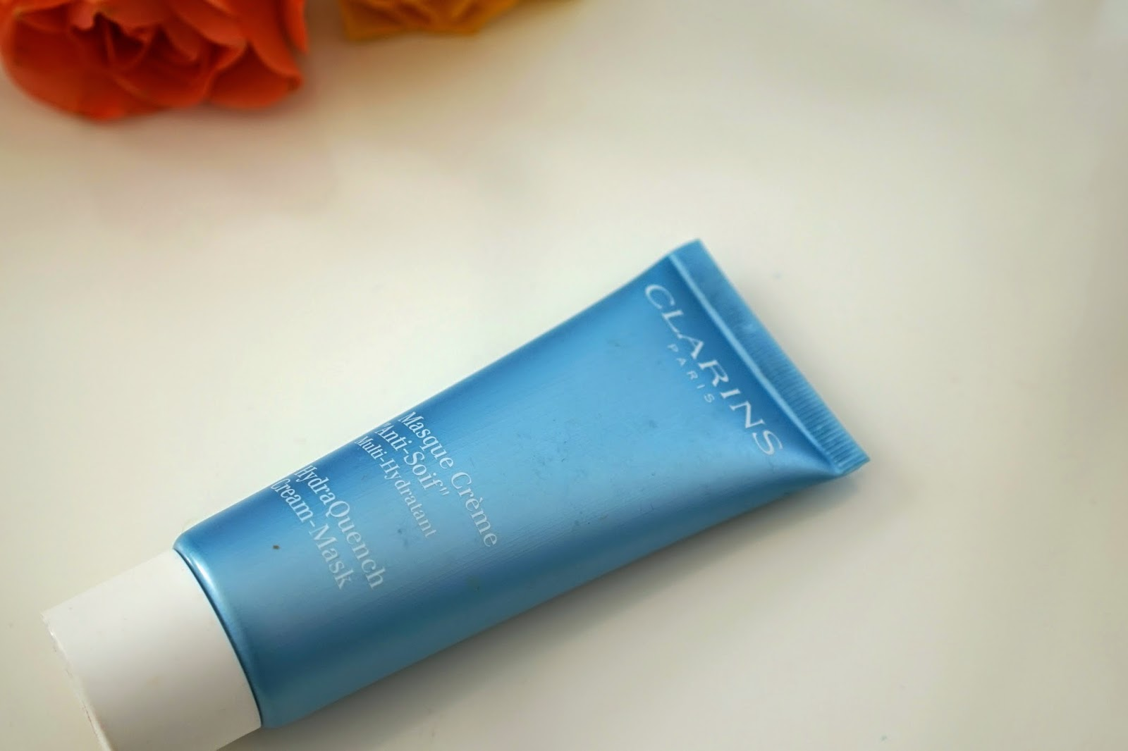 clarins hydraquench face mask
