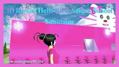 ID Rumah Hello Kitty Sakura School Simulator