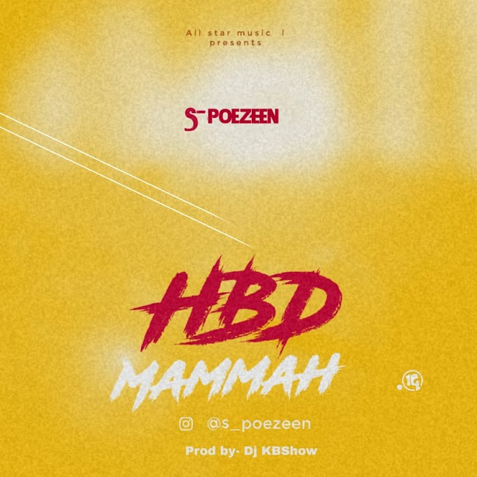 Happy birthday Mammah | S_Poezeen