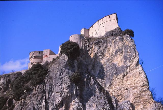 Rocca di San Leo - Rimini - Luoghi belli da vedere in Emilia Romagna