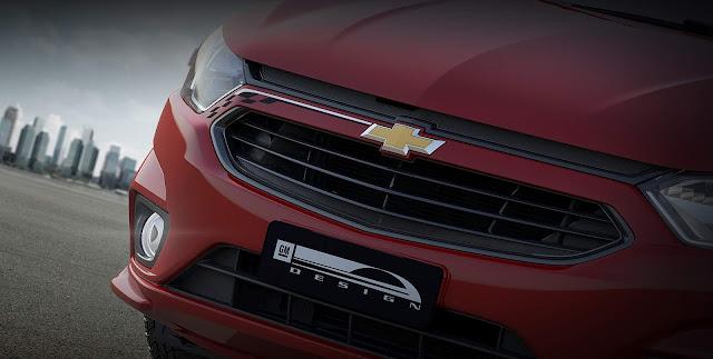 Chevrolet Onix 2018 - versão esportiva