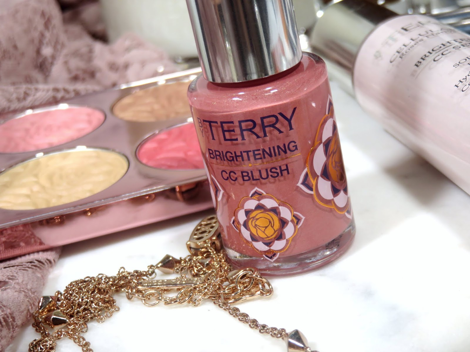 By Terry Brightening CC Blush Illuminating Blusher Review and Swatches