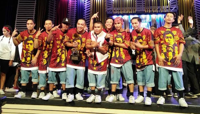 Xtreme Dancers from Koronadal City is Sayaw Pinoy 2016 Hip Hop Dance Champion