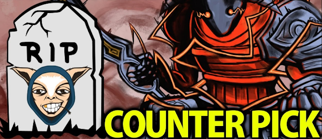 Cara Mudah Counter Meepo