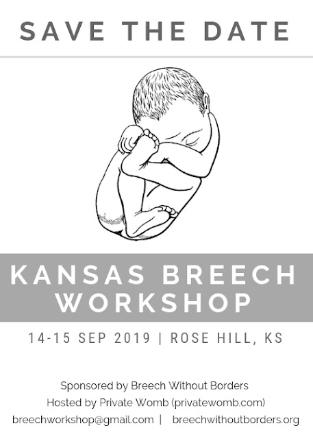 Kansas Breech Workshop Sep 14-15, 2019