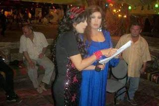 مسلسل هيفاء وهبي مولد وصاحبه غايب