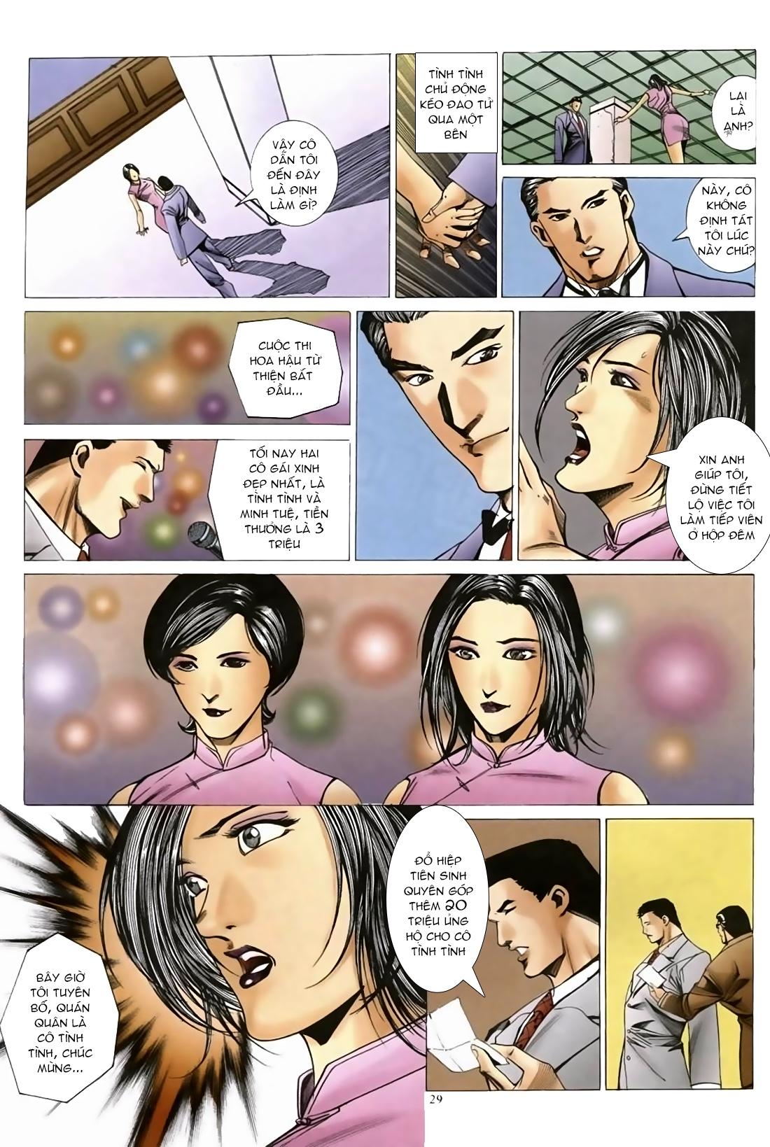 Đổ Hiệp Truyền Kỳ chap 1 - Trang 28