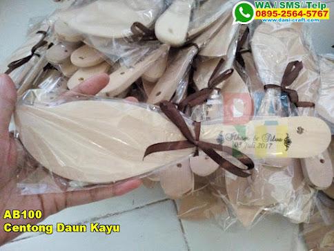 Toko Centong Daun Kayu