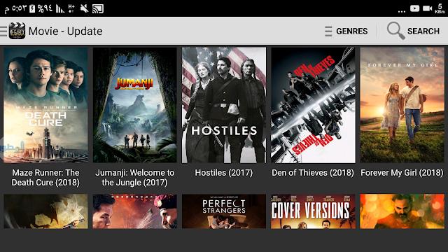 أفضل التطبيقات لمشاهدة الأفلام مجانًا على Android