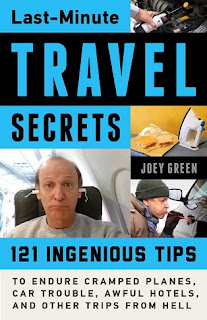 Last minute Travel Secrets cover