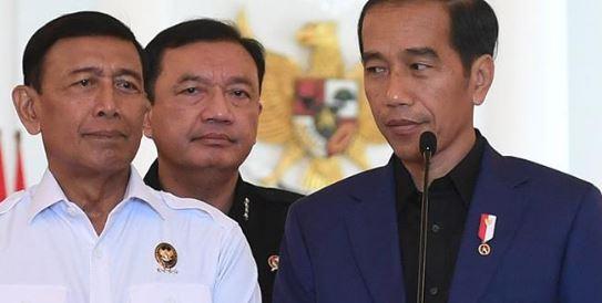 Jihar News, Jokowi Serukan Perang Lawan Radikalisme Pasca Wiranto Ditusuk