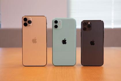 Daftar iPhone Terbaru 11 Series Harga Promo Akhir Tahun