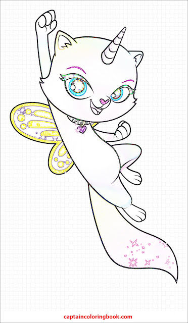 Comprehensive image pertaining to unicorn printable colouring pages