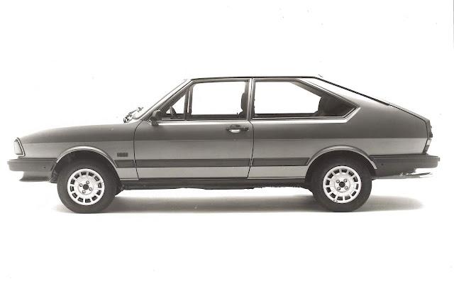 VW Passat GTS 1983