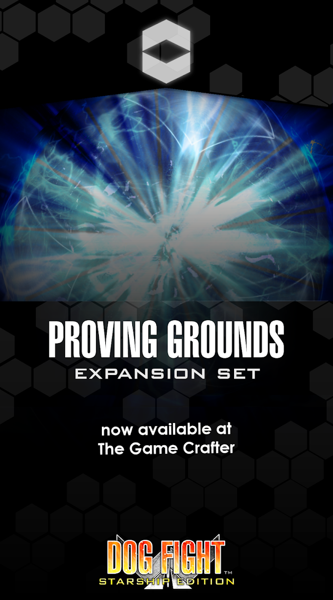 Proving Grounds Expansion Set