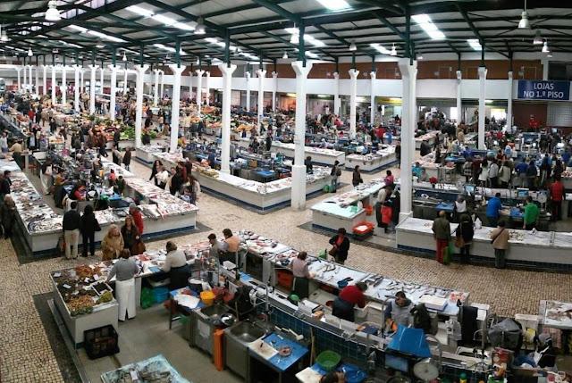 Mercado de peixe de Setúbal é um dos melhores do mundo