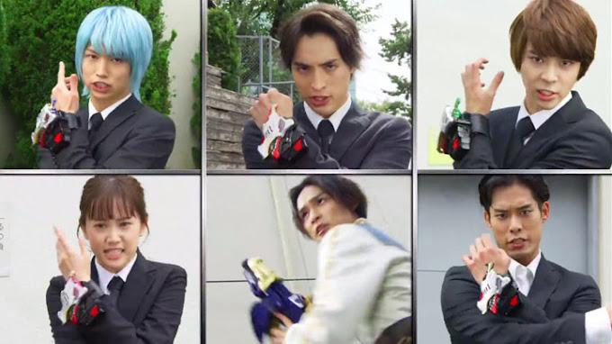 Kishiryu Sentai Ryusoulger Episode 41 Subtitle Indonesia