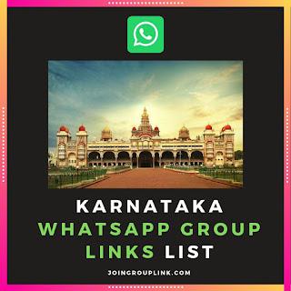 karnataka whatsapp group links