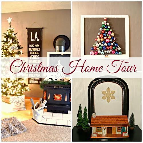 Christmas Home Tour - 2014