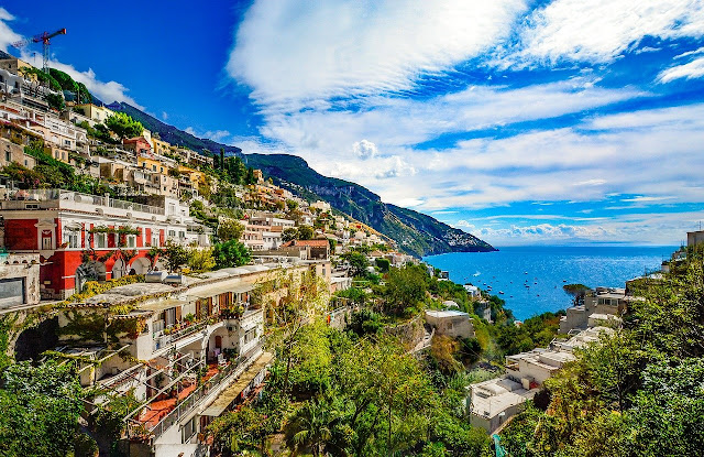 honeymoon in Amalfi Coast