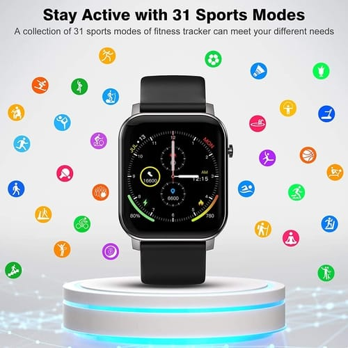 Review KOSPET Smart Watch with 31 Sports Modes