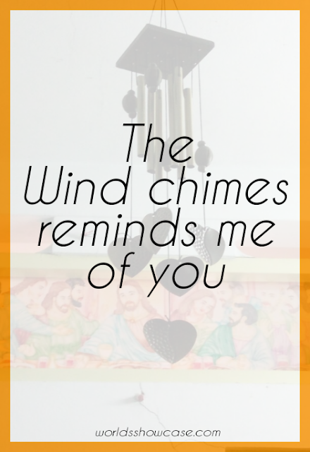 Wind Chimes - poetry