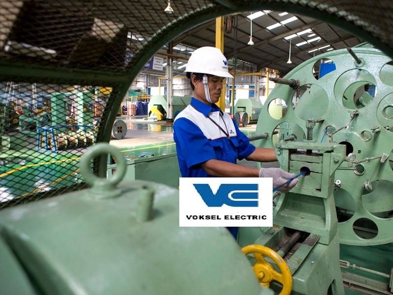 Loker Terbaru Jobstreet Untuk Posisi Engineer QC PT. Voksel Electric Tbk, Bogor - Jawa Barat