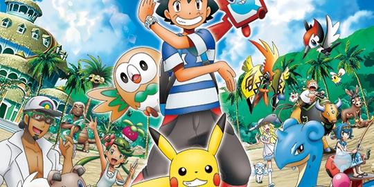 Pokémon Sun & Moon, Pokémon, Nintendo, Actu Japanime, Japanime, Opening,