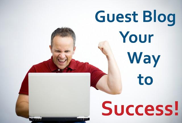 guest blogging guest posting