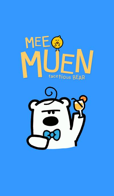 Mee Muen facetious bear