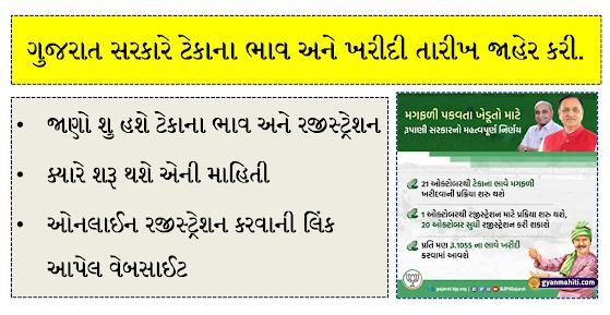 Gujarat Farmers Tekana Bhav Registration