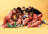 Brockhampton (stylized in all caps) is an American rap collective formed in San Marcos, Texas, in 2015 and currently based in California.