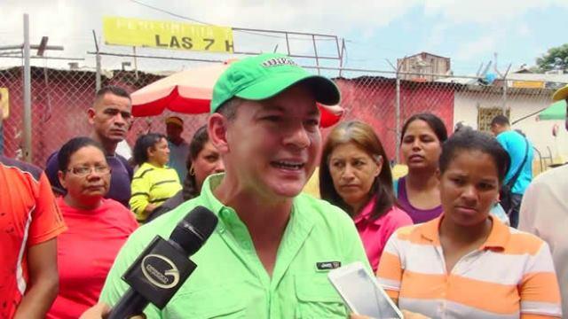 Wilson Castro plantea que empresas básicas paguen impuestos a Caroní