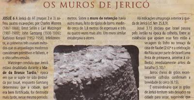 arqueologia josué
