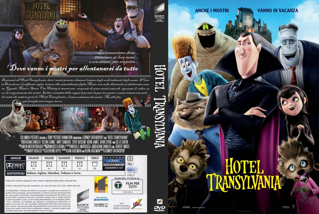 Titulo Hotel Transilvania Original Transylvania Pais USA Estreno En 28 09 2012 Espana 26 10 Lanzamiento DVD
