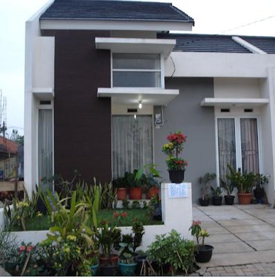 Rumah Minimalis Tipe 21 terbaru 2016