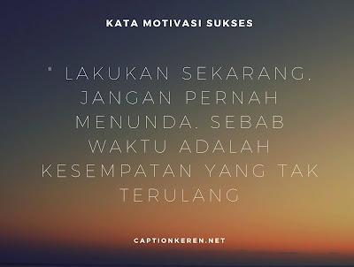 kata kata motivasi sukses muda