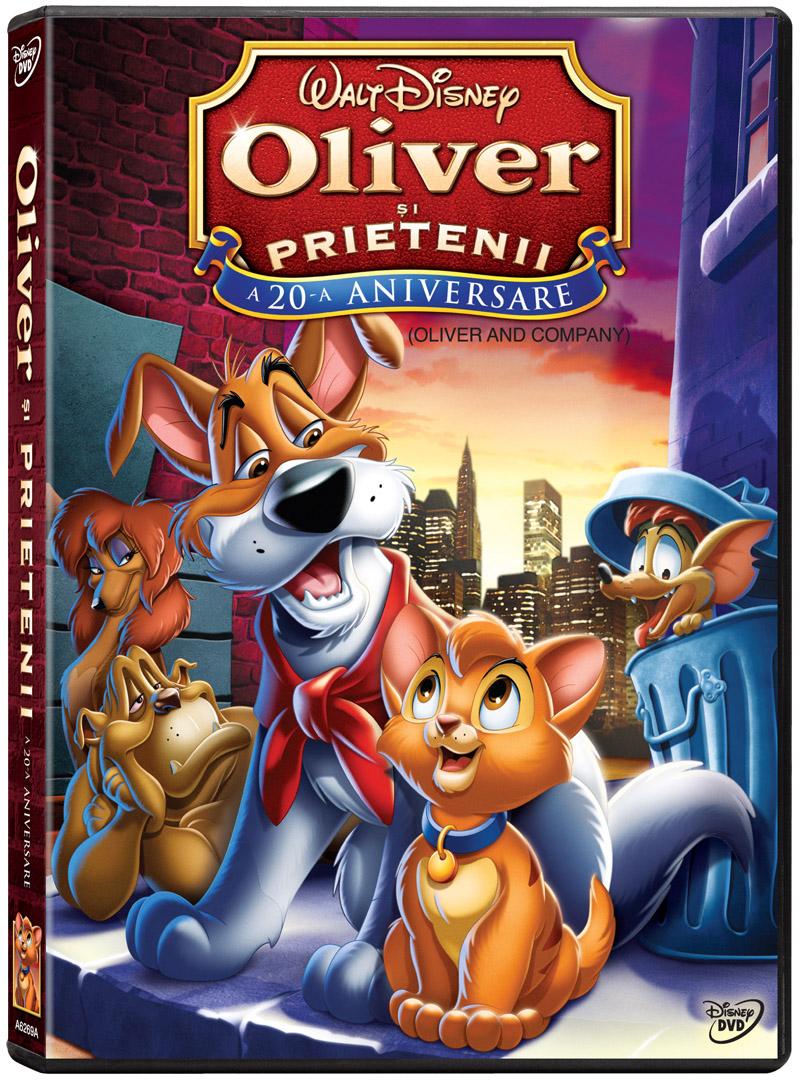 Oliver şi prietenii Online Desene Dublate In Romana