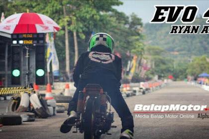 Download Drag Racing: Bike Edition Mod Indonesia (EVO 4) Spesial Edition