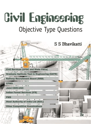 Click here to Download Civil Engineering Objective Book PDF [English
