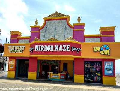 Ripley's Adventure Maze in Wildwood, New Jersey