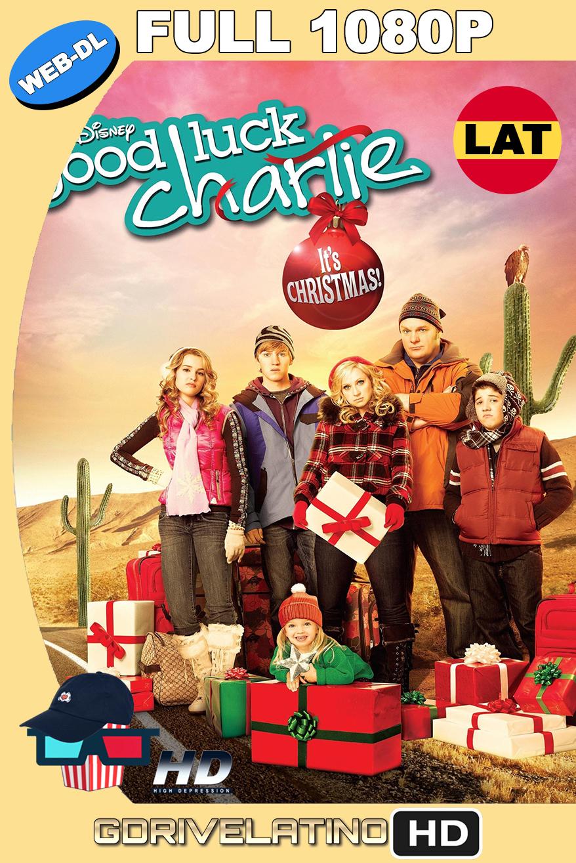 Buena Suerte Charlie : Es Navidad (2011) WEB-DL AMZN 1080p Latino-Ingles MKV
