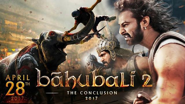 bahubali 2 movie look
