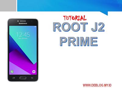 Root J2 Prime Dalam 5 Menit
