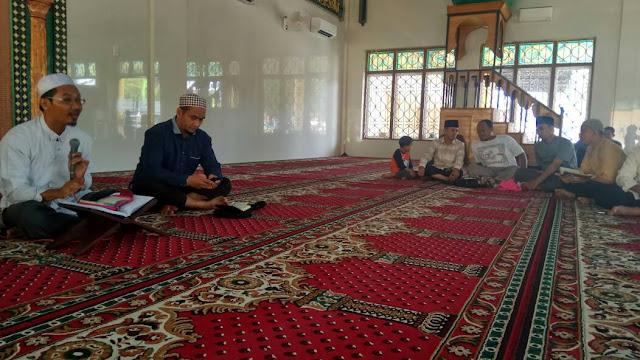 "PKS Medan Perjuangan Bersama Warga Sukseskan Acara ""Sehari Bersama Al-Qur'an"""