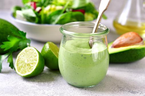 Avocado Lime Crema