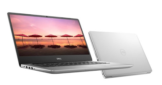Dell Inspiron 14 5480, Laptop Multimedia Ringan Bertenaga Intel Core i5-8265U Whiskey Lake