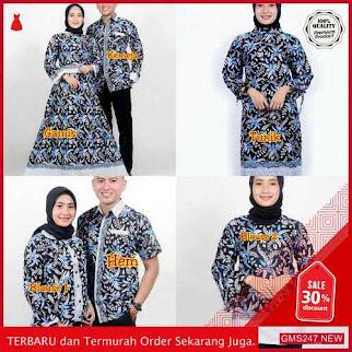 GMS247 OPTMS247B320 Batik Couple Notoarto Batik Ipnu Dropship SK0666068645