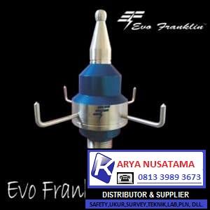 Jual Penangkal Petir Evo Franklin EF-60 di Bandung