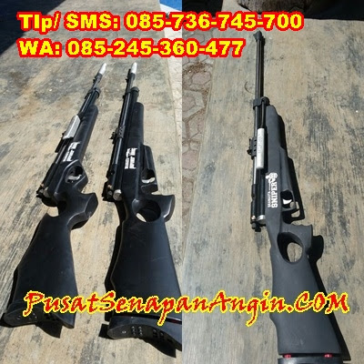 Jual Senapan Angin Sharp Bramasta Black Sniper
